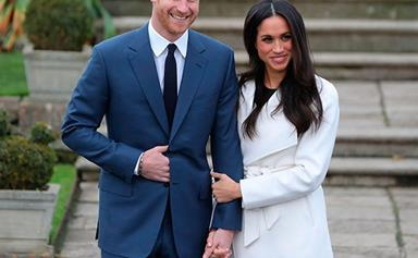 Meghan Markle pulls a Kate Middleton when her white engagement coat causes website to crash