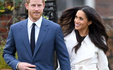 Prince Harry and Meghan Markle announce their wedding date and venue