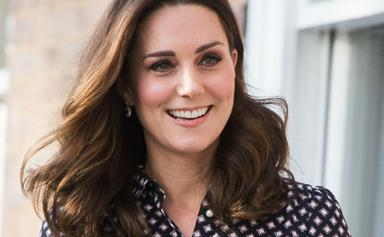 """The Duchess of Cambridge is """"thrilled"""" over the engagement of Prince Harry and Meghan Markle"""