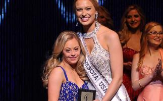 Mikayla just became the first Down Syndrome woman to compete in a Miss America pageant