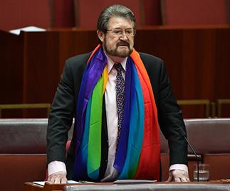 Religious freedoms have been slapped down by Senate in the same-sex marriage bill