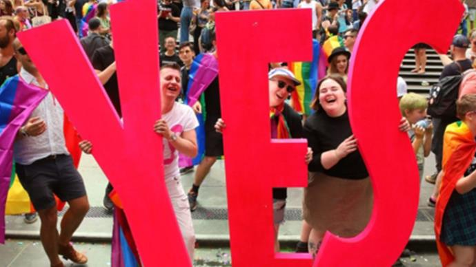 House of Representatives votes YES to marriage equality