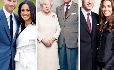 EXCLUSIVE: A body language expert on your favourite royal couples