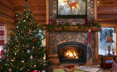 Take a peek at these amazing images from inside Santa's home, you know you want to