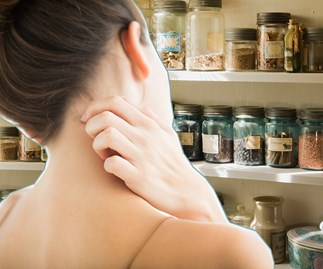 This kitchen pantry item might just be the cure for your psoriasis