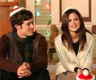 The OC Christmas episode