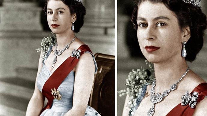 Queen Elizabeth II's jewellery collection