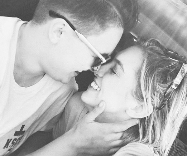 EXCLUSIVE: Alex Nation And Maegan Luxa are engaged