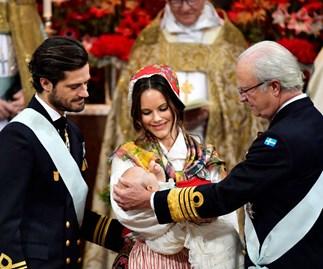 Prince Carl Philip, Princess Sofia, Prince Gabriel