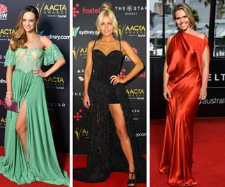 2017 AACTA Awards red carpet