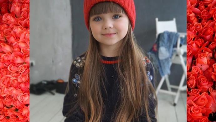 Meet the 'the most beautiful girl in the world'