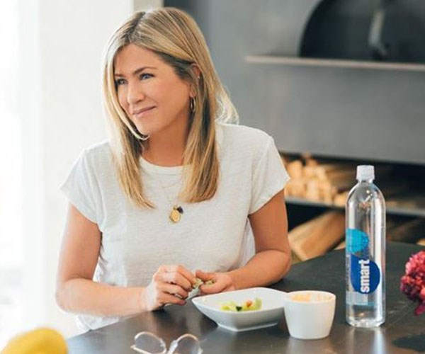 Jennifer Aniston gives sneak peek into her home life