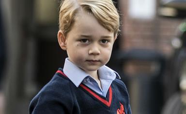 Prince William reveals George's adorable role in his school's nativity play