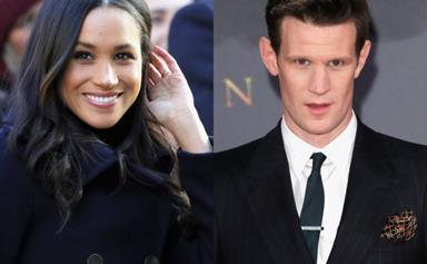"The Crown star Matt Smith talks Meghan Markle's engagement: ""Life as she knows it is gone"""