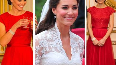All that glitters! Duchess Catherine's best tiara moments