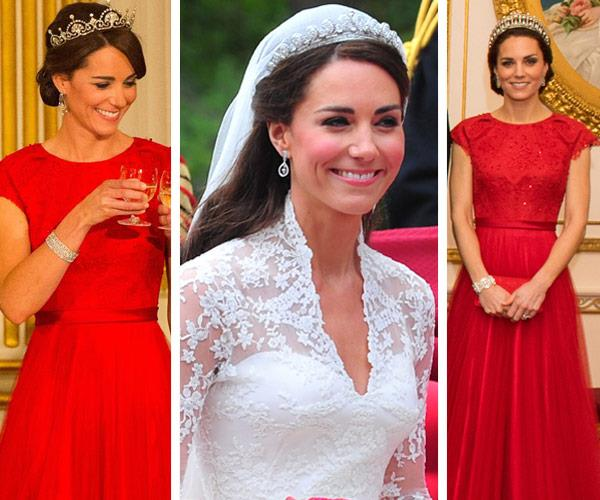 It's hard to believe she's only ever worn a tiara 7 times! We think she should do it more often.