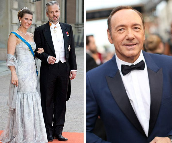 Royal claims he was sexually harassed by Kevin Spacey