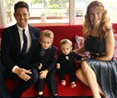 """Michael Bublé's son Noah is """"doing well"""" after cancer diagnosis"""