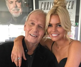 Paul Hogan and Sophie Monk