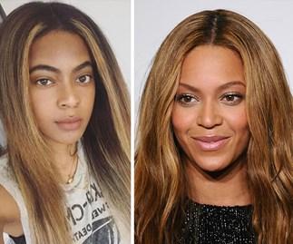 Beyonce doppelganger