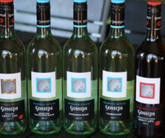 Popular Australian wines have been recalled after traces of glass were detected