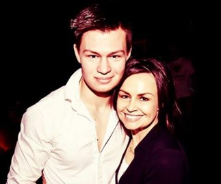 Lisa Wilkinson and Louis FitzSimons