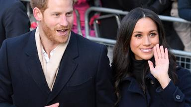 Are Prince Harry and Meghan Markle headed down under?