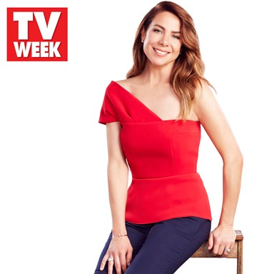 Kate Ritchie reveals her struggles filming Home And Away at such a young age