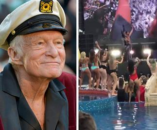 Why is an Australian tobacco tycoon desperately trying to recreate Hugh Hefner's problematic legacy