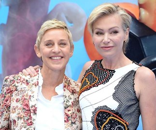 California wildfires force Ellen DeGeneres and Portia de Rossi to evacuate their home