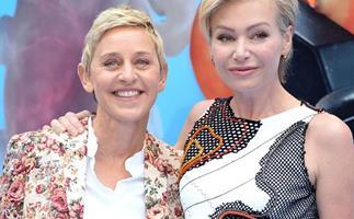 California wildfires force Ellen DeGeneres and Portia de Rossi to evacuate their home