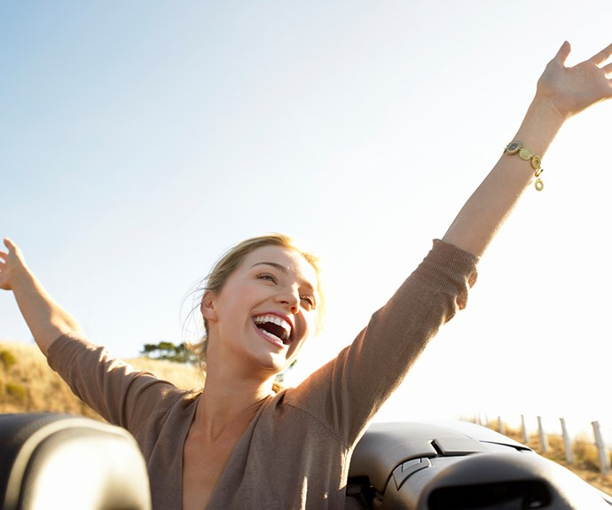 How your facial expressions affect your wellbeing