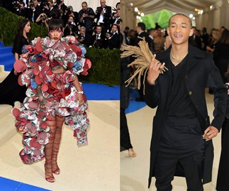 No they didn't! The craziest fashion moments of 2017