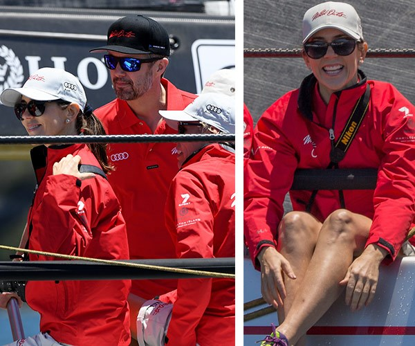There's speculation Prince Fred will participate in the 2018 Sydney to Hobart.