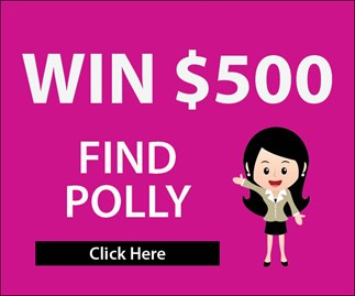 Win $00 find polly