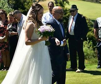 Bride devastatingly dies just hours after getting married