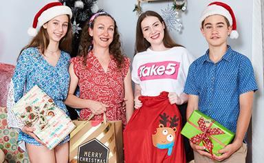 Real life: Single mum's Christmas miracle