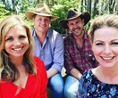 The original four McLeod's Daughters cast have reunited and it's glorious