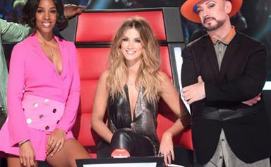The Voice Australia's fourth judge for 2018 is...