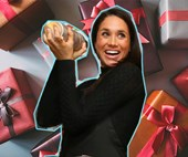 Six DIY presents Meghan Markle can give The Queen that will rock the festive socks off her