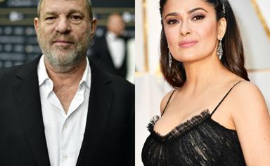 Harvey Weinstein responds to Salma Hayek's sexual harassment claims