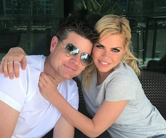 Sophie Monk and Stu