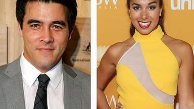 Summer Bay sweethearts James Stewart and Sarah Roberts are ready to move in
