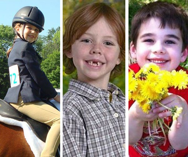 Five years on from Sandy Hook massacre, families are sharing heartbreaking photos of victims
