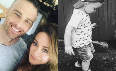 Steve 'Commando' Willis and Michelle Bridges' son is already following in their fit footsteps