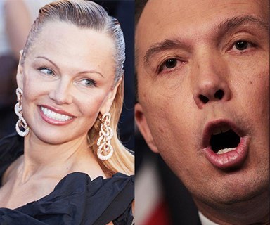 Pamela Anderson is the latest celeb to condemn Peter Dutton for Manus Island