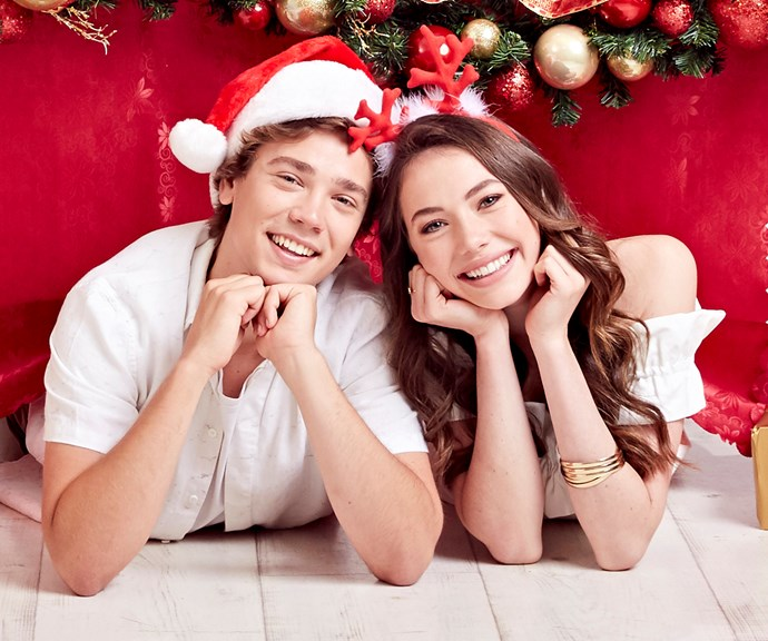 home and away christmas
