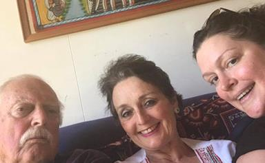 Tziporah Malkah reunites with estranged mum after thinking she could face jail time