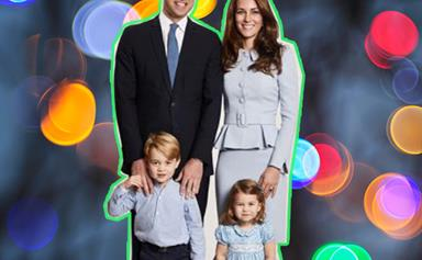 7 things you didn't notice about the Cambridge's 2017 Christmas card