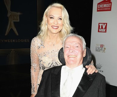 The touching time a fire brigade helped Kerri-Anne Kennerley and her husband